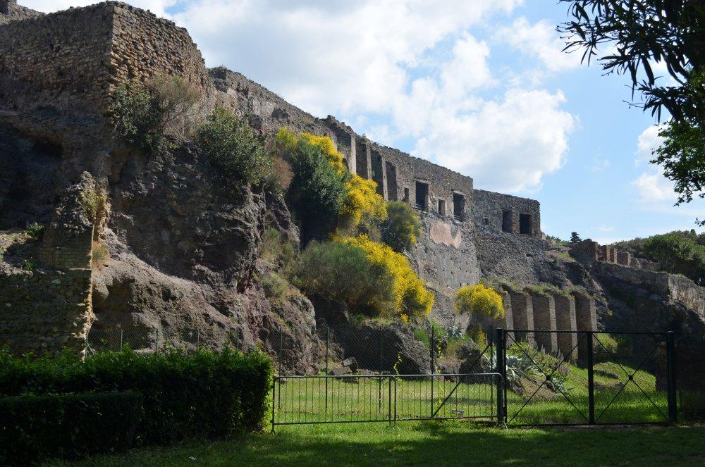 Pompei-Vezuviu / Italia
