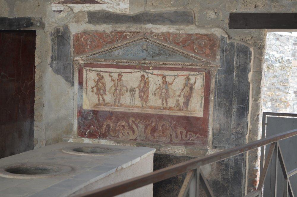 Baie romana-Pompei