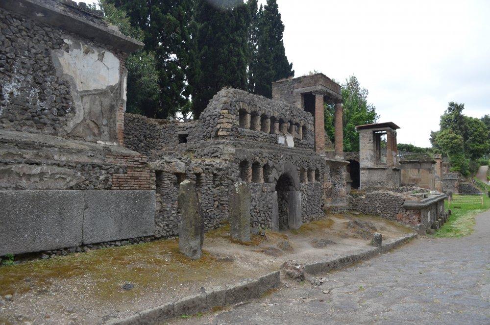 Pompei - Alee