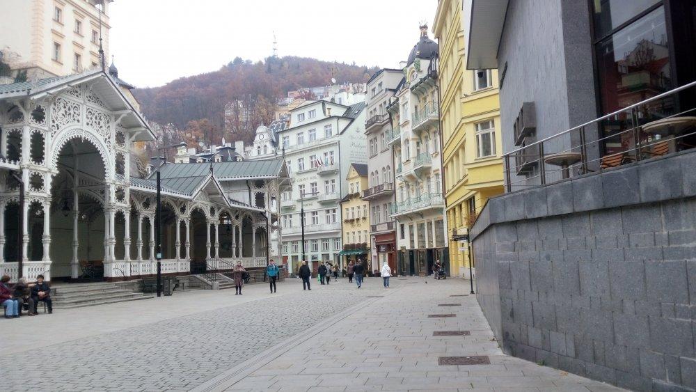 Coloniada Karlovy Vary /Cehia