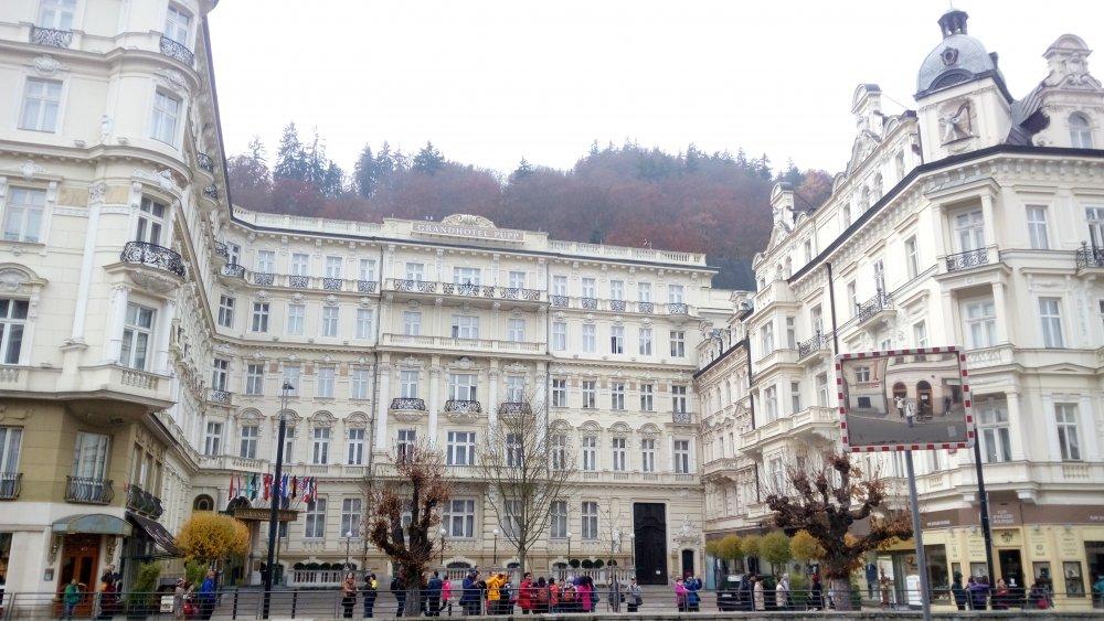 Hotel Pupp - cel mai tare / Karlovy Vary
